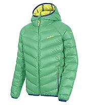 Salewa Maol 2 - Daunen Skijacke mit Kapuze - Kinder, Green