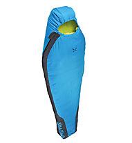 Salewa Micro 600 - sacco a pelo sintetico, Blue/Grey