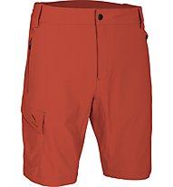 Salewa Mio 2.0 - pantaloni corti trekking - uomo, Red