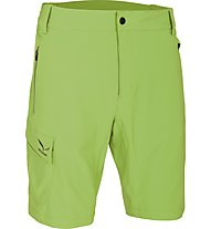 Salewa Mio 2.0 - pantaloni corti trekking - uomo, Light Green