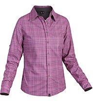 Salewa Molignon PL Bluse Langarm, Pink