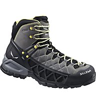 Salewa MS Alp Flow GORE-TEX, Smoke/Yellow