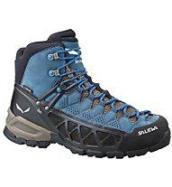 Salewa Alp Flow GORE-TEX - Trekkingschuh - Herren, Blue