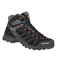 Salewa Ms Alp Mate Mid WP - Trekkingschuh - Herren, Black/Orange
