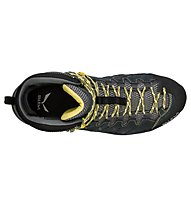 Salewa Alp Trainer Mid GTX - scarpe da trekking - uomo, Black