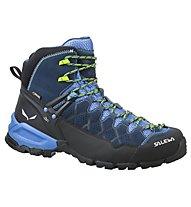 Salewa Alp Trainer Mid GTX - scarpe da trekking - uomo, Blue