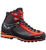 Salewa Ms Crow GTX - scarponi alta quota alpinismo - uomo, Grey/Red