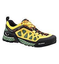 Salewa Firetail 3 GTX - scarpe da avvicinamento - uomo, Yellow/Black
