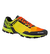 Salewa Lite Train - Trailrunningschuh - Herren, Yellow/Red