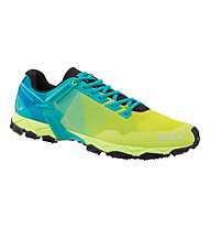 Salewa Lite Train - Trailrunningschuh - Herren, Green/Blue