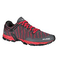 Salewa Lite Train - Trailrunningschuh - Herren, Black/Red