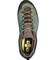 Salewa MTN Trainer - Scarpe da trekking - uomo, Green