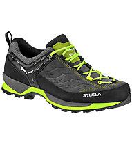 Salewa Mtn Trainer - Wander- und Trekkingschuh - Herren, Dark Grey/Green