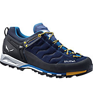 Salewa MS MTN Trainer GORE-TEX, Navy/Nugget Gold
