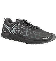 Salewa Multi Track GTX - scarpe trail running - uomo, Black/Grey