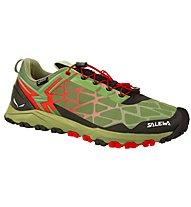 Salewa Multi Track - GORE-TEX Trailrunning-Schuh - Herren, Green