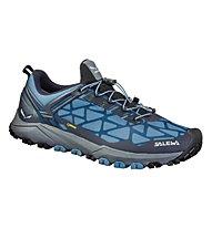 Salewa Multi Track - GORE-TEX Trailrunning-Schuh - Herren, Blue/Black