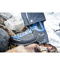 Salewa Raven 2 GTX - scarponi alta quota alpinismo - uomo, Blue/Black