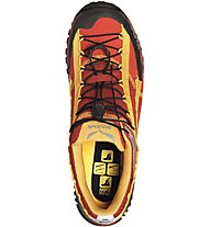 Salewa MS Speed Ascent - scarpe trekking - uomo, Terracotta/Nugget Gold