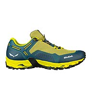 Salewa Speed Beat GORE-TEX - Trailrunning- und Speed Hikingschuh - Herren, Dark Blue/Yellow