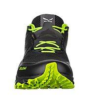 Salewa Speed Beat GORE-TEX - Trailrunning- und Speed Hikingschuh - Herren, Black/Green