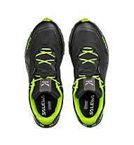Salewa Ms Speed Beat GTX - scarpe trail running - uomo, Black/Green
