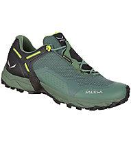 Salewa Speed Beat GORE-TEX - Trailrunning- und Speed Hikingschuh - Herren, Green/Yellow