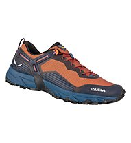 Salewa Ms Ultra Train 3 - scarpe speed hiking - uomo, Orange/Blue