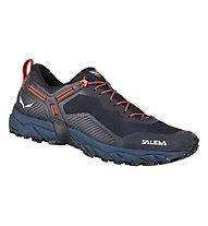 Salewa Ms Ultra Train 3 - scarpe speed hiking - uomo, Black/Blue
