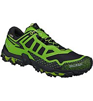 Salewa Ultra Train GTX - Scarpe trail running - uomo, Black/Green
