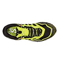 Salewa Ultra Train GTX - Trailrunningschuh - Herren, Black/Green