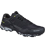 Salewa Ultra Train GTX - scarpe trail running - uomo, Black