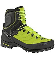Salewa Vultur EVO GORE-TEX - scarpone alpinismo - uomo, Light Green/Black