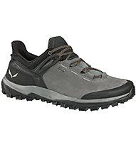 Salewa Wander Hiker GTX - scarpe da trekking - uomo, Grey/Black