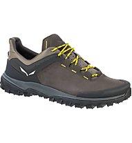 Salewa Wander Hiker L - scarpe da trekking - uomo, Dark Green