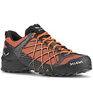 Salewa Wildfire - Zustiegsschuh - Herren, Orange/Black