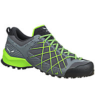 Salewa Wildfire - Zustiegsschuh - Herren, Dark Grey/Green