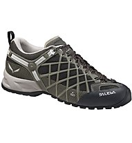 Salewa Wildfire Vent - Zustiegschuh - Herren, Military Green/Grey