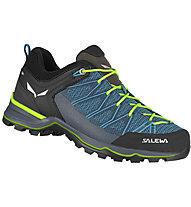 Salewa MTN Trainer Lite - Wanderschuhe - Herren, Blue/Green