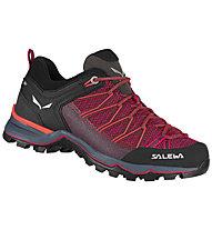 Salewa MTN Trainer Lite - Wanderschuh - Damen, Pink/Red/Black