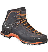 Salewa Trainer Mid GTX - Wander- und Trekkingschuh - Herren, Grey/Orange