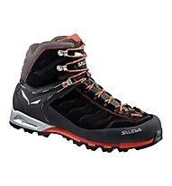 Salewa MTN Trainer Mid GTX - Scarpe da trekking - uomo, Black/Indio