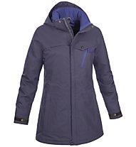Salewa Nenets Powertex - giacca con cappuccio tempo libero - donna, Loganberry