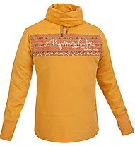 Salewa Oberettes - Langarm-Shirt - Damen, Orange