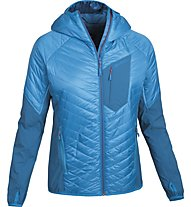 Salewa Ortler Hybrid PrimaLoftjacke Damen, Light Blue