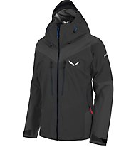 Salewa Ortles 2 GORE-TEX Pro - giacca hardshell trekking - donna, Black