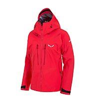 Salewa Ortles 2 GORE-TEX Pro - giacca Hardshell trekking - donna, Red