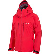 Salewa Ortles 2 - GORE-TEX-Jacke mit Kapuze - Damen, Red