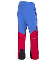 Salewa Ortles 2 GTX Pro - Wander- und Trekkinghose - Damen, Blue/Red