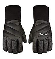 Salewa Ortles 2 - Fingerhandschuhe - Herren, Black/White